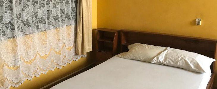 Ghana gust house queen bedroom